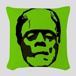 Frank Woven Throw Pillow