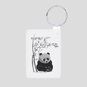 Little Panda Keychains