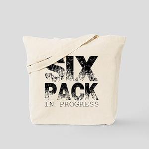 Six Pack in Progress Tote Bag