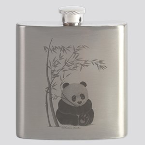 Little Panda Flask