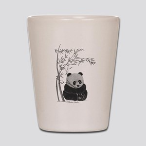 Little Panda Shot Glass