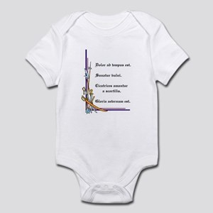 Wounds Heal -  Infant Bodysuit