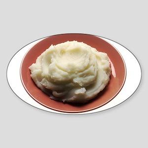 Mashed Potatoes Sticker