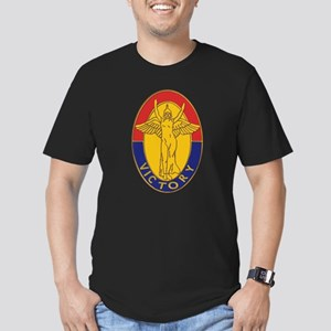 DUI - 1st Infantry Division Men's Fitted T-Shirt (