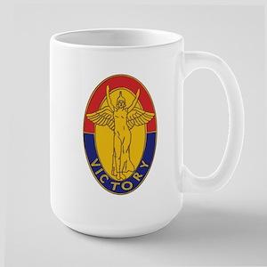 DUI - 1st Infantry Division Large Mug