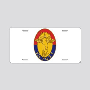 DUI - 1st Infantry Division Aluminum License Plate