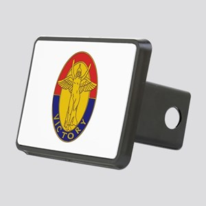 DUI - 1st Infantry Division Rectangular Hitch Cove