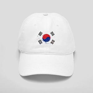 South Korean Flag (Punk) Cap
