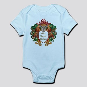 Our Royal Prince Body Suit