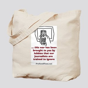 War Sponsors Tote Bag