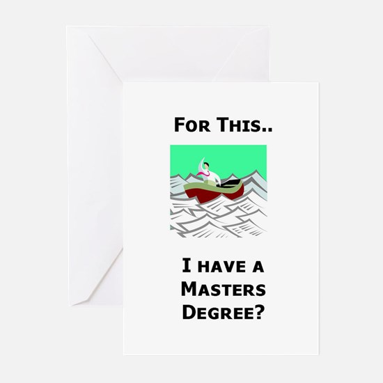 Paperwork Nightmare Greeting Cards (Pk of 10)