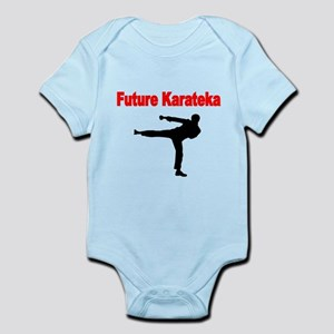 Future Karateka Body Suit