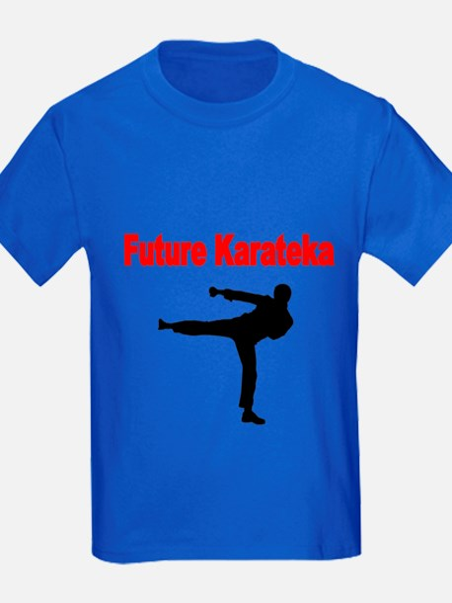 Future Karateka T-Shirt