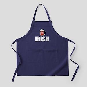 100 Proof Irish Apron (dark)