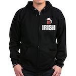 100 Proof Irish Zip Hoodie