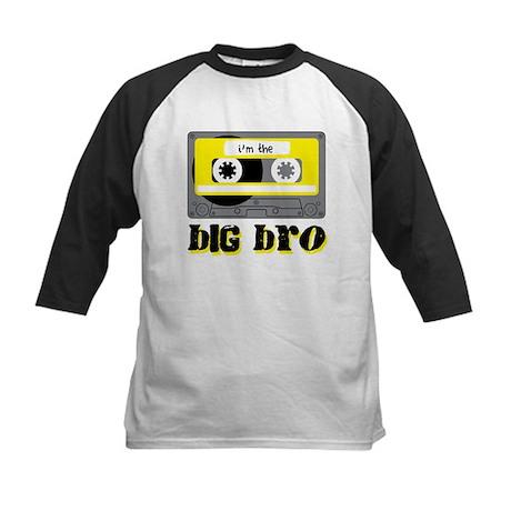 Big Brother Mixed Tape Baseball Jersey