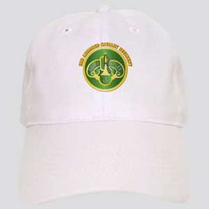 DUI - 3rd Cavalry Rgt with Text Cap