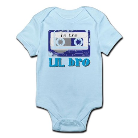 Little Brother Mixed Tape Body Suit