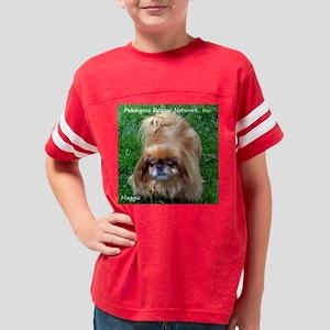 Maggie6x6 Youth Football Shirt