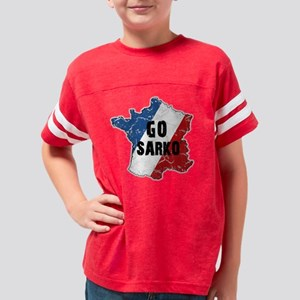 Sarko Dark Youth Football Shirt
