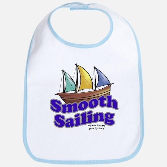 Smooth Sailing Bib