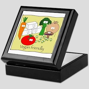 Vegan friendly Keepsake Box