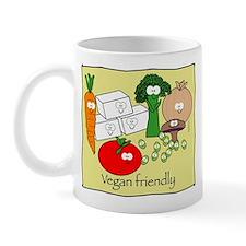 Vegan friendly Mug