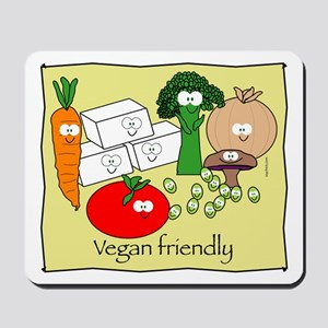 Vegan friendly Mousepad