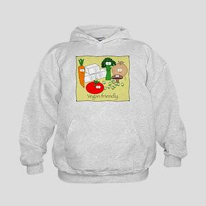 Vegan friendly Kids Hoodie