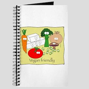 Vegan friendly Journal