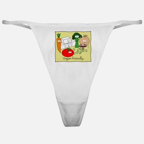 Vegan friendly Classic Thong