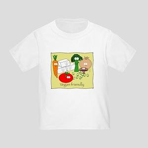 Vegan friendly Toddler T-Shirt