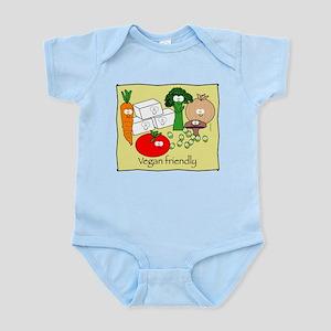 Vegan friendly Infant Bodysuit