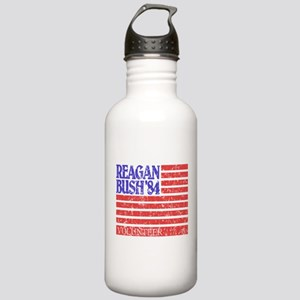 Reagan 84 Volunteer Water Bottle