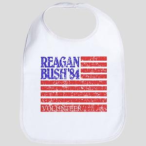 Reagan 84 Volunteer Bib