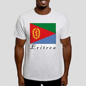 Eritrea Ash Grey T-Shirt