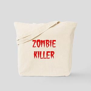 Zombie Killer Tote Bag