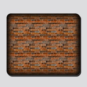 Brick Wall Mousepad