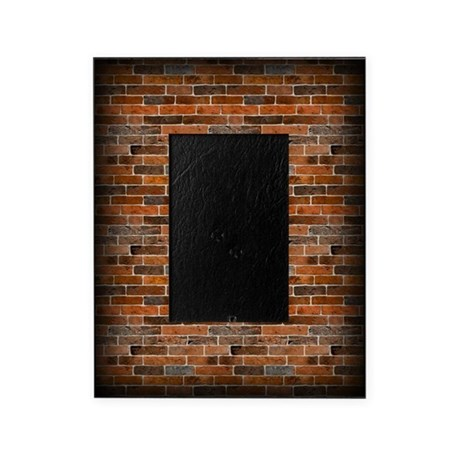 Brick Wall Picture Frame