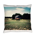 Old Farm Everyday Pillow