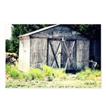 Old Shed Postcards (Package of 8)