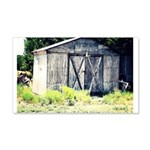 Old Shed Wall Decal