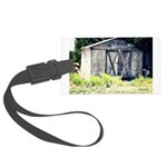 Old Shed Luggage Tag