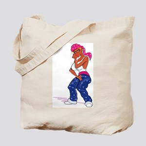 Mystery Crotch (no title) Tote Bag