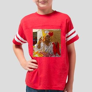 Santo Havana Cuba shower Curt Youth Football Shirt