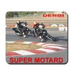 Derbi Super Motard Mousepad