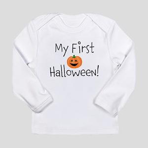 My First Halloween! Long Sleeve T-Shirt