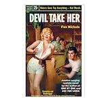 Postcards (pkg. 8) - 'Devil Take Her'
