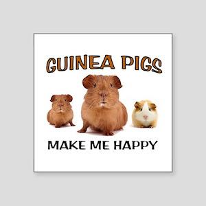 HAPPY PIGS Sticker