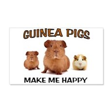 HAPPY PIGS Wall Decal